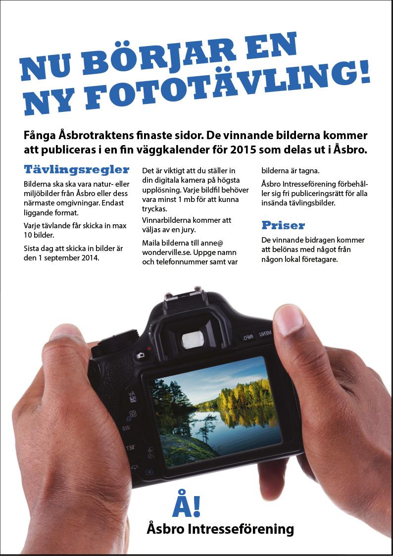 fototävling 2015 natur